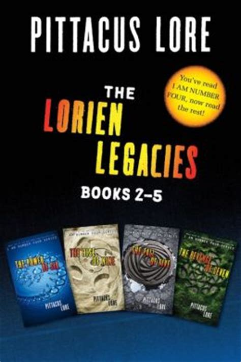 the rise of nine series 3 the lorien legacies books 2 5 the power of six the rise