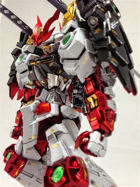 Bandai Mg 1100 Sengoku Astray Gundam gundam family mg 1 100 sengoku astray gundam custom build