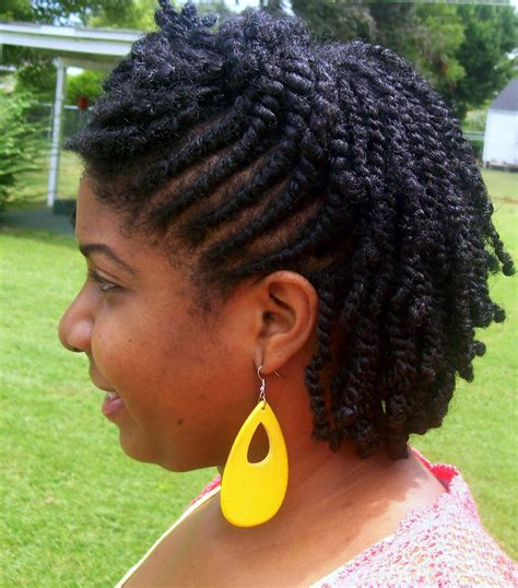 latest natural hair styles latest african natural twist hair style daily haircut black