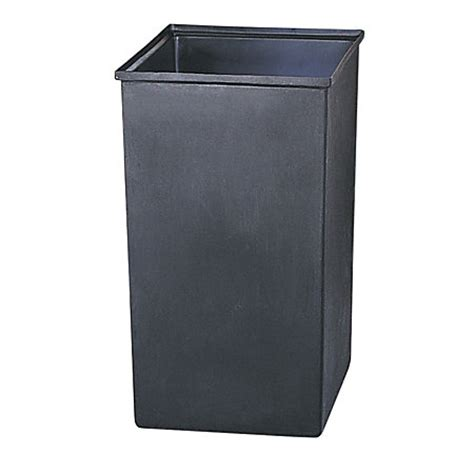 Office Depot Kitchen Trash Can safco solid plastic trash can liner 36 gallons by office