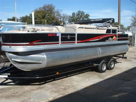 boat dealers fort smith arkansas 1990 tracker fishin barge 24 dlx boats for sale in fort