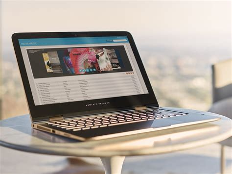 Hp Pavilion X360 Convertible 11 Ad019tu Limited the limited edition hp spectre x360 gets intel skylake
