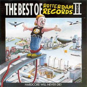 Best Records Site Various The Best Of Rotterdam Records Vol Ii Cd At Discogs
