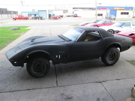 1969 corvette project for sale for sale 1969 corvette convertible project car w hardtop