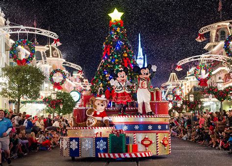 disney world christmas parade autos post