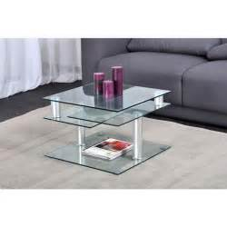dino table basse transparente multi achat