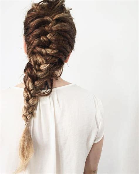 thick braid extensions best 20 thick braid ideas on pinterest braids tutorial