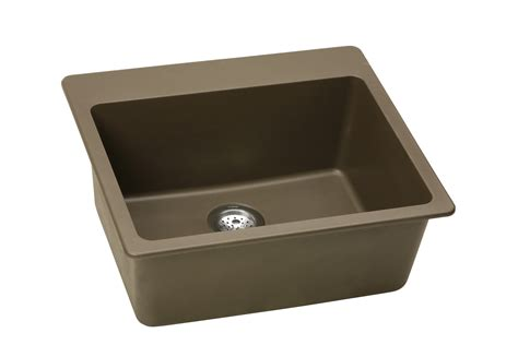 Elkay E Granite Sink elkay gourmet e granite sink elg2522