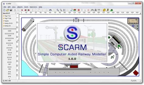 train layout software scarm track planning software hello from the author o