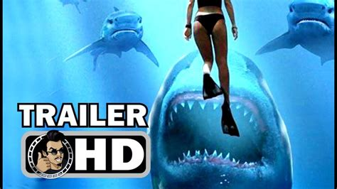blue trailer official blue sea 2 official trailer 2018 shark horror