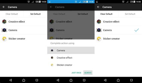 set default app android how to change default apps in android
