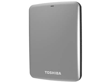 Toshiba Hdd Canvio Connect 500 Gb toshiba 500gb canvio connect external drive usb 3 0 model hdtc705xs3a1 silver newegg ca