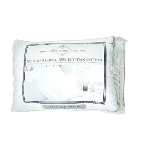 Hotel Luxury Reserve Collection Pillows by Hotel Luxury Reserve Collection Bed Pillow Jumbo 2 Pk