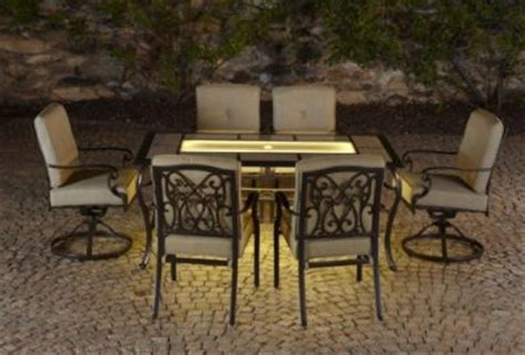 la z boy outdoor furniture sale welcome summer with sears exclusive lighted patio line