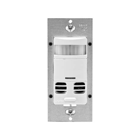 occupancy sensor light switch adjustment leviton motion sensor light switch adjustment iron blog