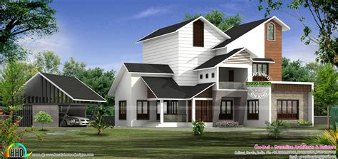 roofing design and styles modern house pitched roof house plans