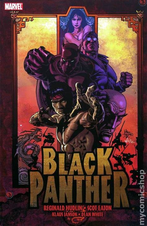 marvel s black panther prelude books black panther bad mutha tpb 2006 marvel comic books