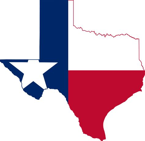 texas map clipart outline map of texas clipart best