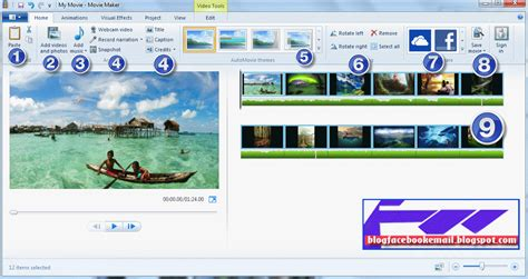 membuat video maker cara detail membuat video menggunakan windows movie maker