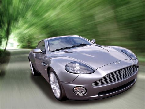 Top Gear Aston Martin Vanquish by Aston Martin V12 Vanquish Top Speed