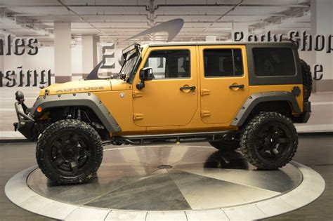 Jeep Wrangler Unlimited Altitude For Sale 2014 Jeep Wrangler Unlimited Altitude Custom 4 215 4 Custom