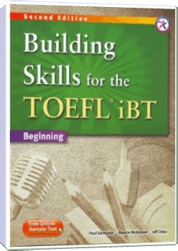 Developing Skills For Toefl Ibt 2nd Edition Intermediate With Audio building skills for the toefl ibt audio ebook