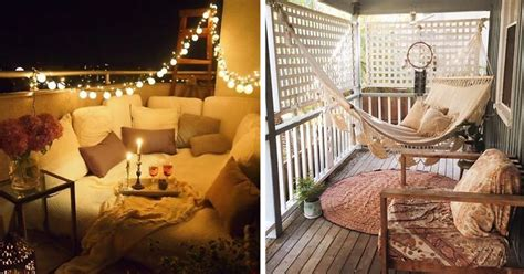 decorating inspiration 20 cozy balcony decorating ideas bored panda