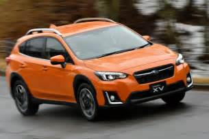 Subaru Xv 2017 Subaru Xv New Car Review