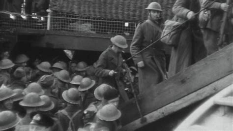 watch lost footage of dunkirk evacuation discovered at dunkirk nouvelles newslocker