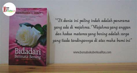 Bidadari Bermata Bening Habiburrahman resensi novel bidadari bermata bening karya habiburrahman