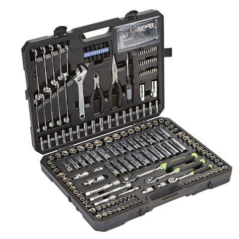 best pc tools 225 pc mechanic s tool set