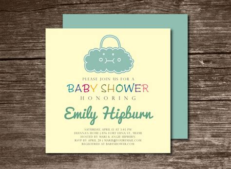 templates for bag of chips invitations baby shower invitation bag invitation templates on