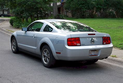2005 ford mustang v6 engine car autos gallery