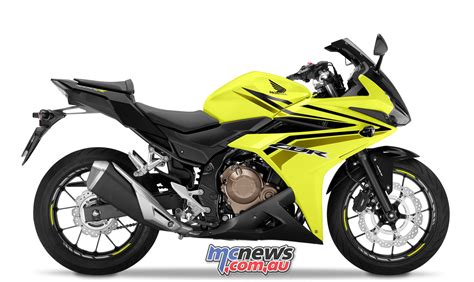 honda cbr500r 2017 honda cbr500r new colours 7499 price tag