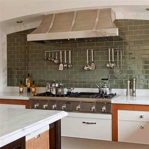 ideas for kitchen tiles 30 successful exles of how to add subway tiles in your