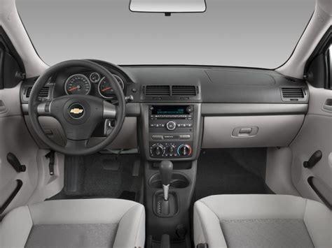 image  chevrolet cobalt  door coupe ls dashboard