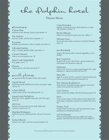 hotel menu templates 5 hotel menu hotel menu