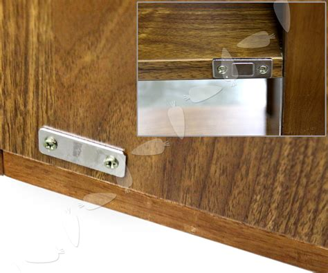 schrank verschluss 2pcs magnetschn 228 pper schrank t 252 r schublade k 252 hlschrank