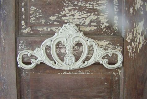 iron home decor cast iron wall home decor shabby chic scroll by
