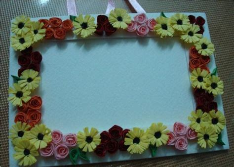 Designs Of Handmade Photo Frames - handmade photo frame ideas android apps on play