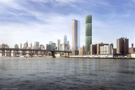 Novel Manhattan For Two shop unveils design for new skyscraper in manhattan s