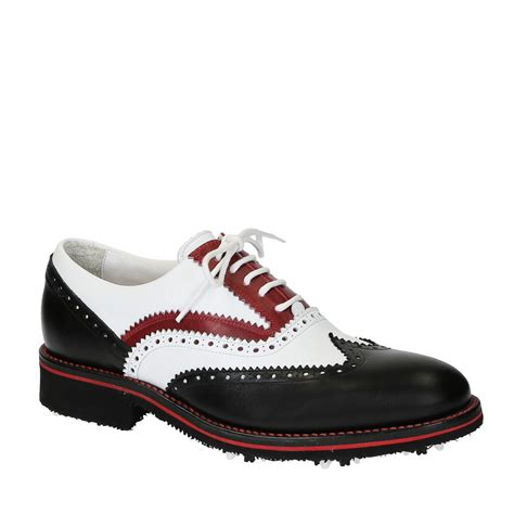 Custom Handmade Shoes custom golf shoes handmade in italy in genuine leather