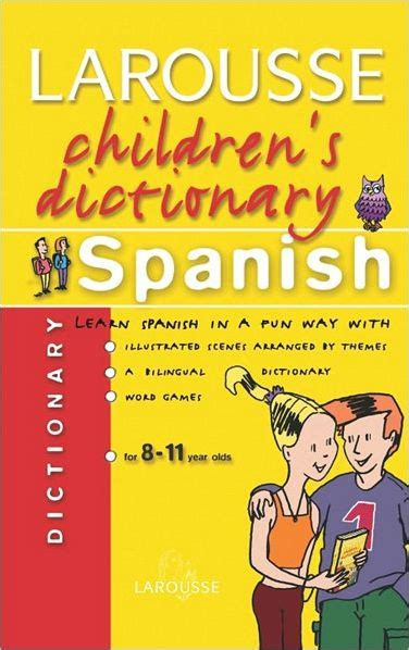 biography in spanish wordreference larousse children s spanish dictionary by larousse
