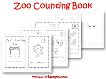 printable zoo animal book zoo theme activities for preschool