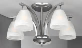 light fittings ceiling carlisle satin chrome flush 5 light ceiling fitting