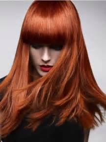 reddish hair color hair color as trend hairstyle for