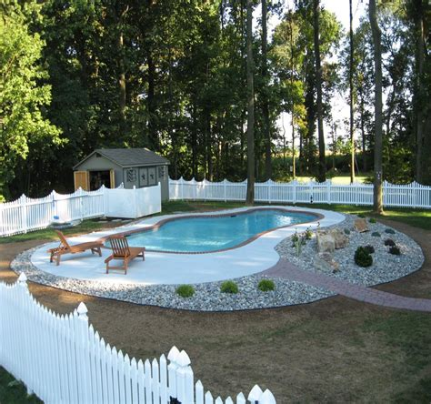 landscaping around pool low maintenance decorative pool design landscaping