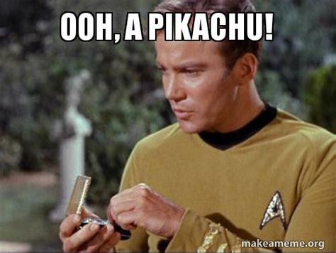 Ooh Face Meme - ooh a pikachu make a meme