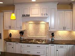 Kitchen Backsplashes For White Cabinets Kitchen Kitchen Backsplash Ideas White Cabinets Baker S