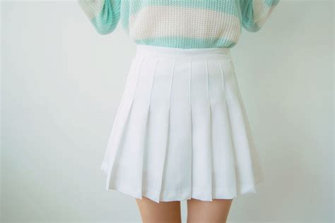 Rok Fashion Korea are falling in with a new trend of skirts that s sweeping the nation
